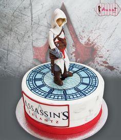 Tarta Assassins Creed