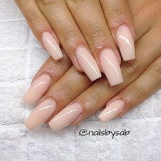 nude coffin nails Mehr