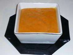 Malène aux fourneaux: Velouté de carottes au curry - 1FP - 1PP