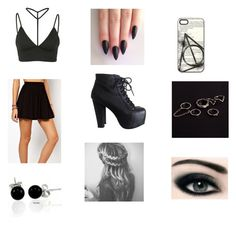 """Sin título #297"" by paolajlo ❤ liked on Polyvore"