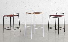 #fresh #contemporary #TRACE #stool #officedesign #productdesign #furnituredesign #interiordesign #seating #wellmade #welldesigned