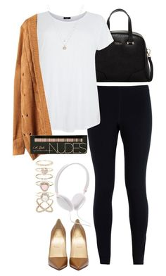 """""""Rain"""" by jasmine-shum ❤ liked on Polyvore featuring Furla, NIKE, LC Lauren Conrad, Molami and Accessorize"""
