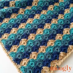 Subscribe to the Free Weekly Newsletter The other Oh My patterns inspired many requests for a blanket – and I do love to crochet blankets! So here is my latest free crochet blanket pattern – the Oh My Blanket! While I adore the Lion Brand Baby Alpaca I used with this stitch before, making a [...]