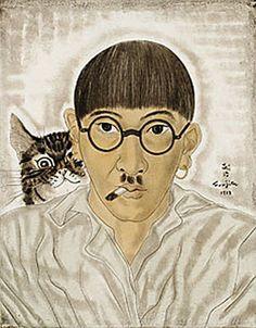 Léonard Tsuguharu Foujita - Pesquisa Google