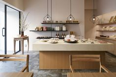 Azabuyasaigashi restaurant design by fan Inc 03  Azabu yasaigashi shop by fan Inc, Tokyo   Japan