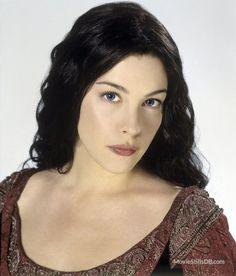 Arwen (Liv Tyler) – Lord of the Rings - Modern Liv Tyler, Steven Tyler, Beau Film, Fellowship Of The Ring, Lord Of The Rings, Arwen Undomiel, Elfa, Kino Film, Fantasy Girl