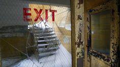 Broken Exit — please enter