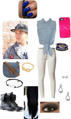 """""""A Date With Dana Vaughns"""" by maliyah-callahan ❤ liked on Polyvore"""