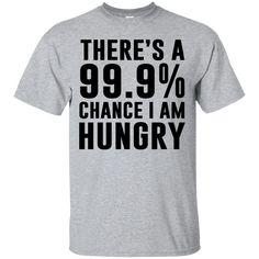 99.9 Percent I'm Hungry