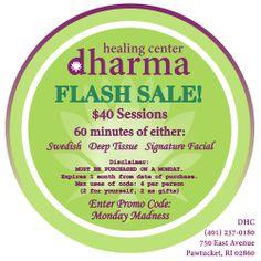 FLASH SALE!!! Last Monday of Feb!