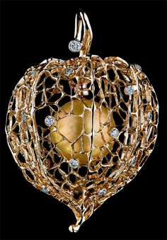 Chinese Lantern pendant, Caravaggio collection | Jewellery Theatre by Maxim…
