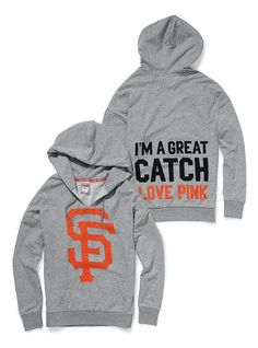 San Francisco Giants Slouchy Hoodie