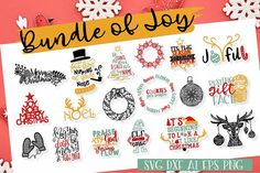 50 Best The Christmas Craft Bundle Ii Images Christmas Projects Diy Christmas Crafts Christmas Svg