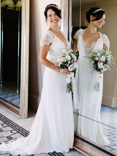 Jenny Packham Aspen Size 3 Wedding Dress