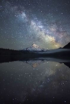 How-To: Shoot Epic Landscape Photos Of the Night Sky by popphoto #Photography #Night_Sky_Landscapes