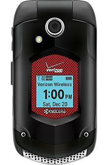 Kyocera DuraXV Plus by in Black