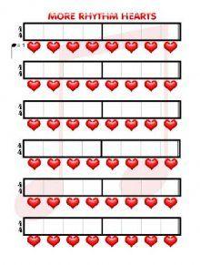 Great idea for rhythm dictation!