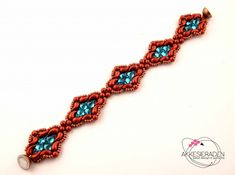 Akkesieraden | Jewelery design with small beads
