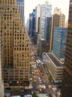 43rd Street e 3rd Avenue New York