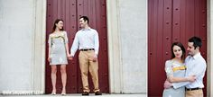Old City Philly Engagement Session