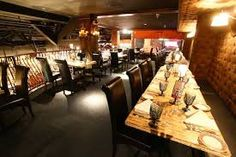 Cafe Sevilla is the best Spanish restaurant, renowned for its delicious food, salsa dancing and authentic tapas bar with full facilities & exotic ambiance. Catering Halls, Tapas Bar, Salsa Dancing, Night Club, San Diego, Restaurant, Don't Worry, Space, Home Decor