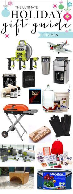 The Best Christmas Gift Ideas for Men | Ashley brooke, Christmas ...