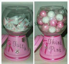 BCA candy jar