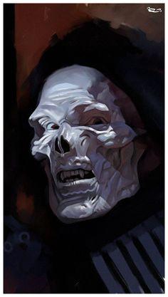 Skeletor - MOTU - Borislav Mitkov