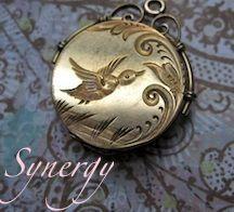 enchanting bird motif