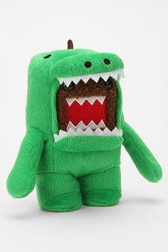 Domo Dino Plush Doll $16.00