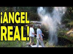 Recopilación videos de Ángeles reales | milagro miedo y misterio paranormal | Canal viral - YouTube