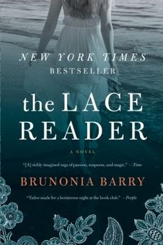 The Lace Reader  Three Rivers Book Club 2011