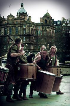 The Scotsmen, Edinburgh