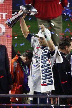 #Patriotas se llevan el #SuperBowlXLIX #NFL