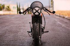 Honda CB125 Honda Cb125, Headlight Covers, Cafe Bike, Motorcycle Helmets, Vehicles, Motorcycles, Cars, Lifestyle, Image