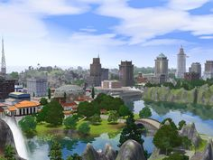 Parsimonious The Sims 3: Worlds