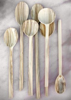 Spoons from Andrea Brugi