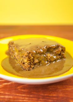 The Ultimate Sticky Toffee Pudding