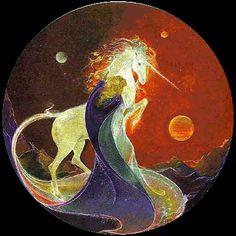 Unicorn by Susan Seddon Boulet