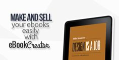 eBook Creator – Online eBook creation system . eBook Creator – One Book Edition – is universal online ebooks creation system that provides you ability to create electronic books in several types (PDF, ePUB). With this system you can save your prepared ebook to continue writing later, save your completed books or download it to your device as