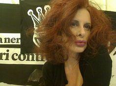 Rossana Diana - the RedHead at work