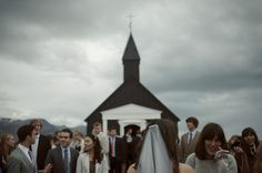 Destination Wedding at Hotel Budir, Snaefellsnes, Iceland by Nordica Photography