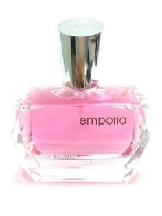 ادو پرفیوم زنانه Fragrance World مدل Emporia حجم 100 میلی لیتر Fragrance Parfum, Perfume Bottles, Cosmetics, Beauty, Perfume Bottle, Beauty Illustration