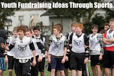 A youth fundraiser has a very unique quality to it - And that is it involves kids! And when you combine kids with sports, you've got a great setup for successful fundraising. Find out more...  http://www.rewarding-fundraising-ideas.com/youth-fundraiser.html  (Photo by Mike Morris / Flickr.com)