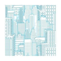 York Wallcoverings ZB3267 Spiderman City Wallpaper White / Deep Teal (16.540 HUF) ❤ liked on Polyvore featuring home, home decor, wallpaper, teal blue wallpaper, removable wallpaper, teal home accessories, graphic wallpaper и white wallpaper
