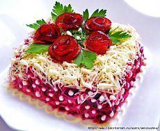 Рецепт салата со свеклой и сыром - Простые рецепты Овкусе.ру