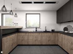 Kuchnia styl Nowoczesny - zdjęcie od BIG IDEA studio projektowe - Kuchnia - Styl Nowoczesny - BIG IDEA studio projektowe