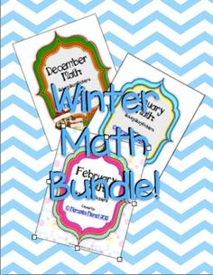 Revised 2015- Bundle! Winter: Solving Story Problems First Grade 1.OA.1  includes  December, January, and February units at a savings to you! If you have already purchased any of those three units individually, these are THE SAME. These units offer practice with the necessary steps for solving mathematical (addition and subtraction mostly within 20) word problems.