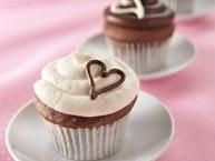 """From the Heart"" Cupcakes"