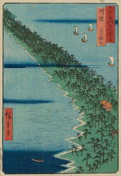 38.山陰道 さんいんどう Sanindo/ 丹後 天の橋立 たんご あまのはしだて Tango Amanohashidate